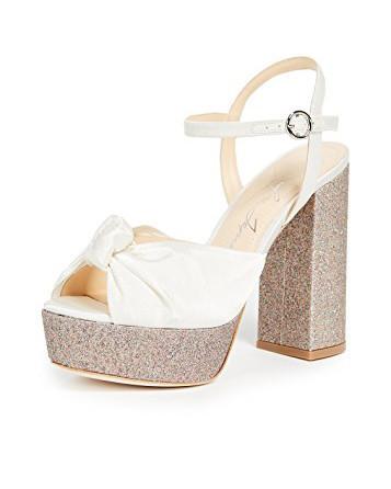 "Isa Tapia ""Cheer"" Platform Sandals"