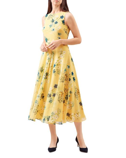 "Hobbs London ""Carly"" Floral Dress"
