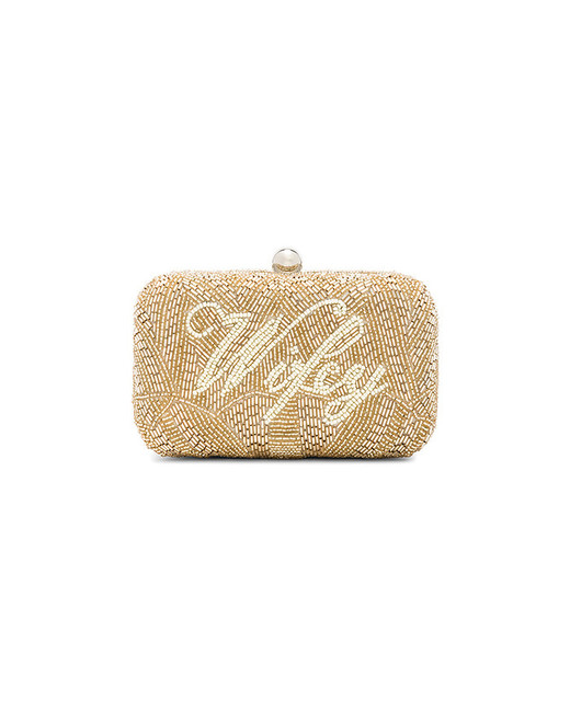 "From St. Xavier ""Wifey"" Clutch"