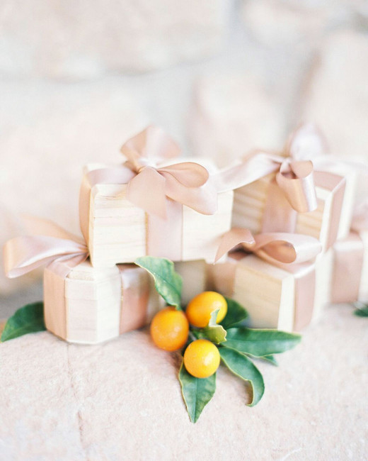 Wooden Favors