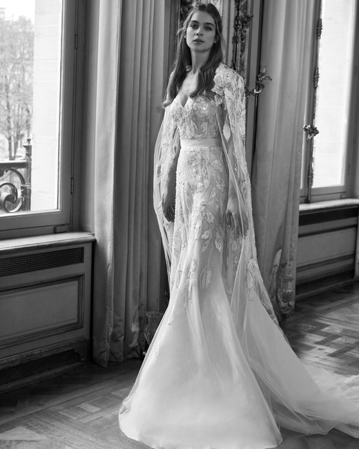 elie saab wedding dress spring 2019 off the shoulder satin