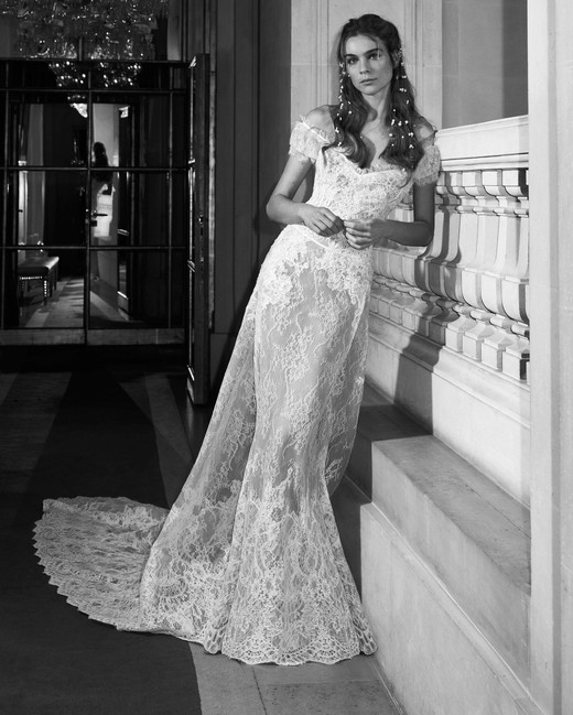 elie saab wedding dress spring 2019 off the shoulder lace