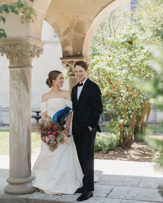 madison kyle wedding couple