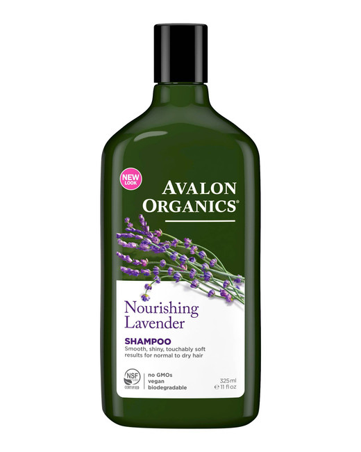 natural shampoos avalon organics
