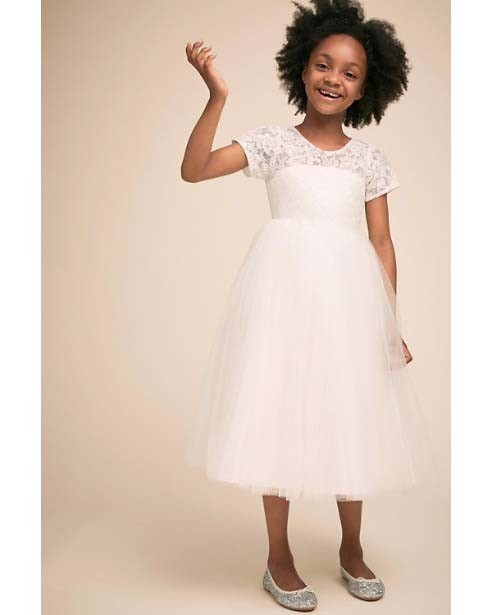 Winter Flower Girl Dresses