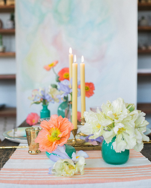 yellow wedding ideas alexis june