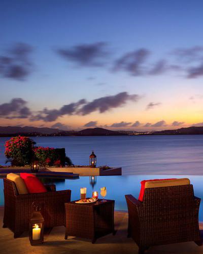 all inclusive honeymoon jumby bay