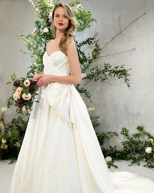 jenny by jenny yoo dress spring 2019 strapless sweetheart ball gown
