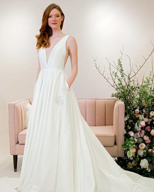 74 Pretty Wedding Dresses With Pockets