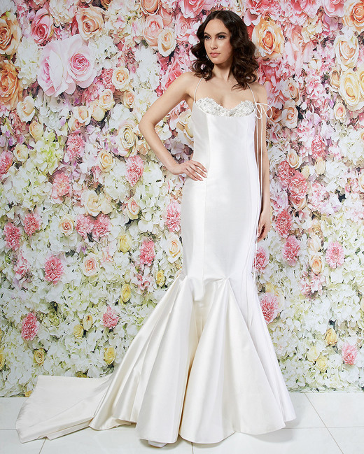 randi rahm wedding dress spring 2019 mermaid spaghetti-strap ties
