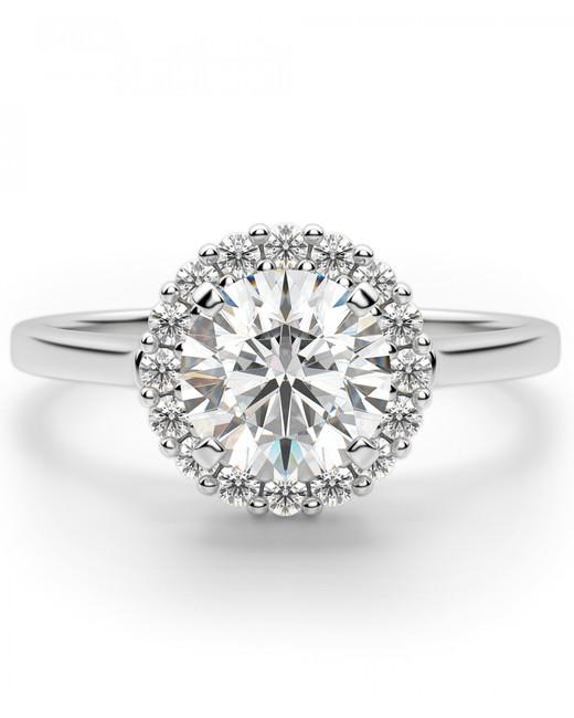 """Diamond Nexus """"Marielle"""" Ring"""