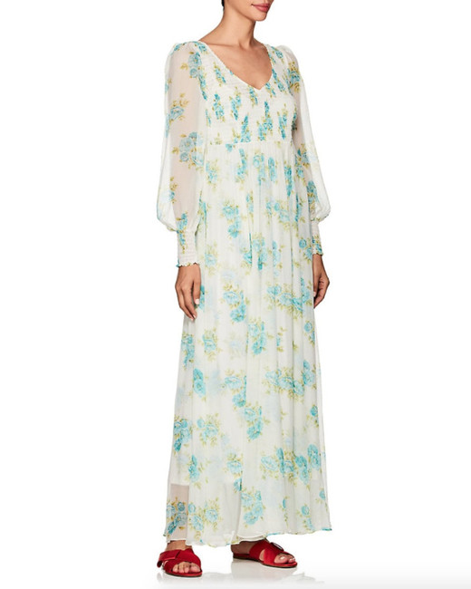 "Zimmerman ""Whitewave"" Dress"