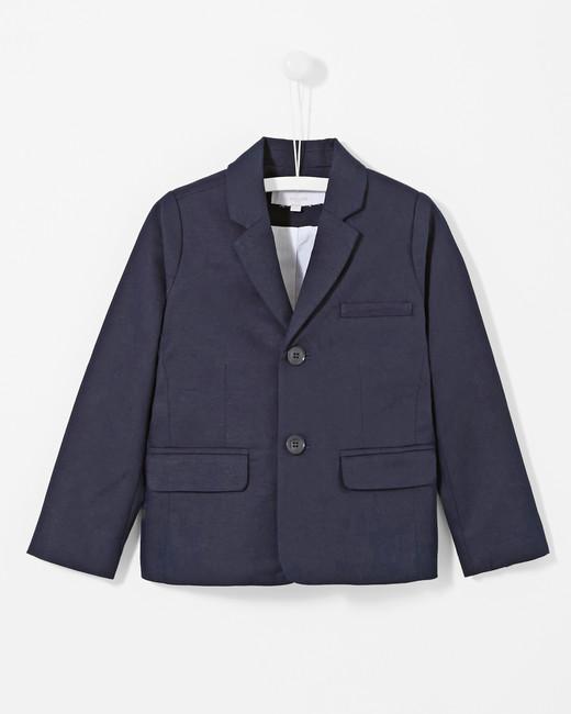 Jacadi Cotton Linen Blazer
