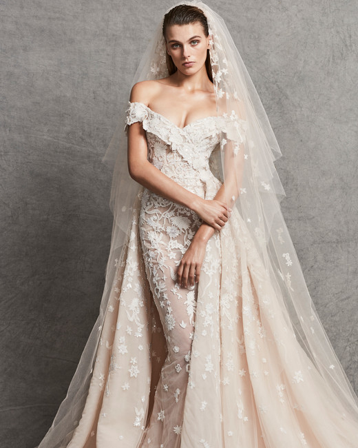 Zuhair Murad Wedding Dresses 2015 Fall: Zuhair Murad Fall 2018 Wedding Dress Collection