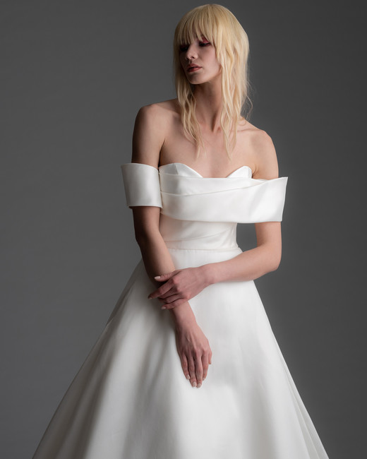 alyne rita vinieris fall 2019 off the shoulder ball gown