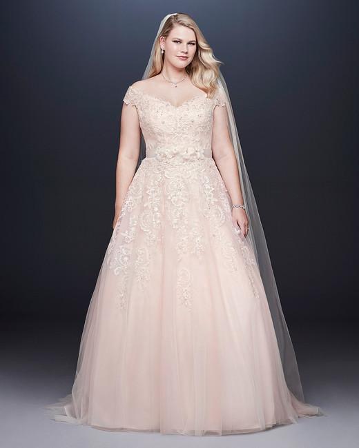 Davids Bridal Wedding Gown: David's Bridal Fall 2019 Wedding Dress Collection