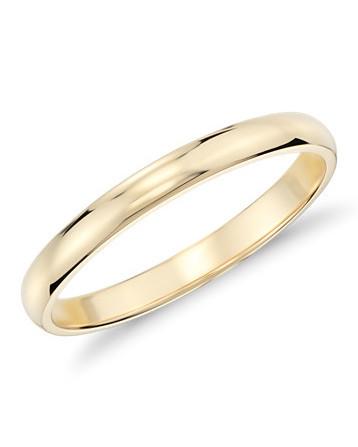 Blue Nile Classic Ring