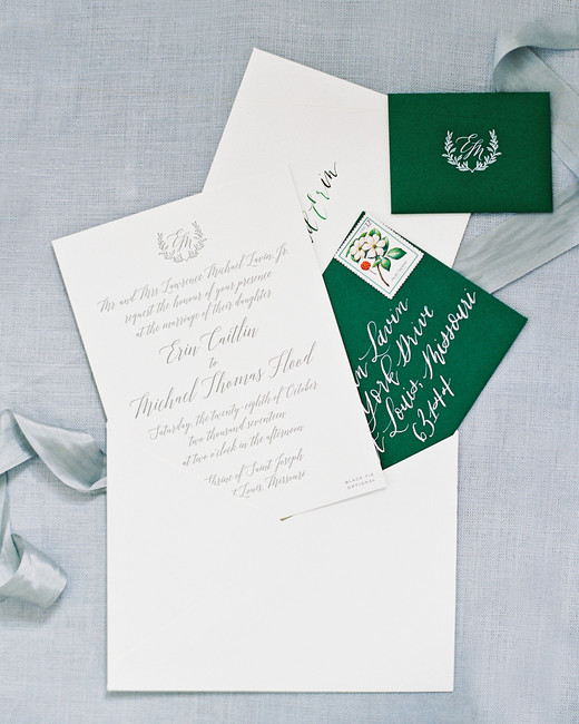 green wedding ideas clary pfeiffer