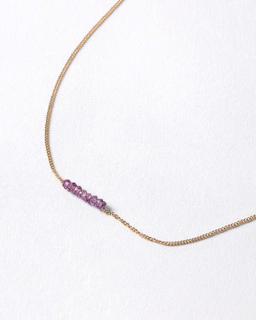 Chan Luu Birthstone Necklace