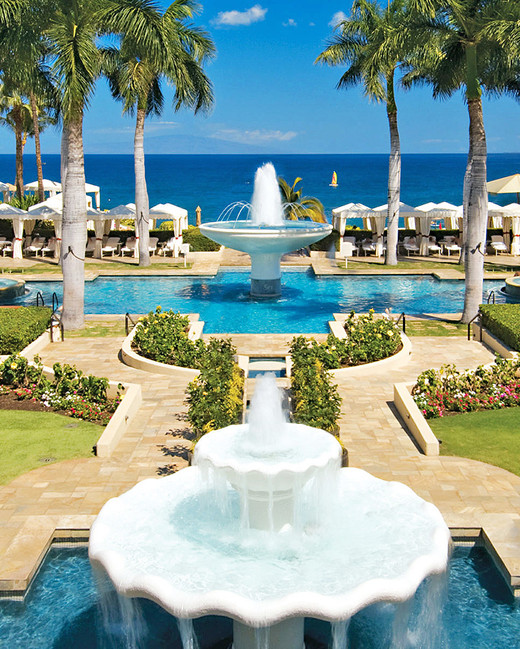 maui hotels four seasons at wailea