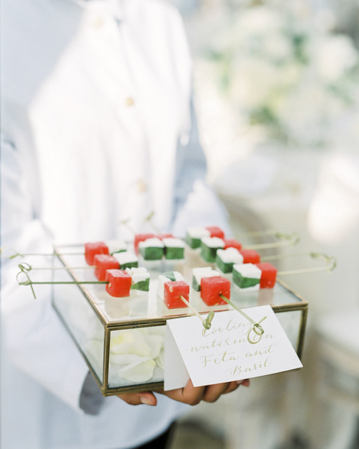 momina jack wedding appetizers