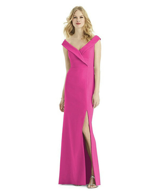pink mob dresses bella bridesmaids