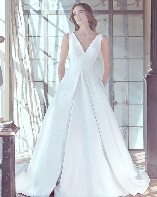 2019年10款流行创意婚纱品牌大总结,为你的婚礼制造出创新的婚纱!
