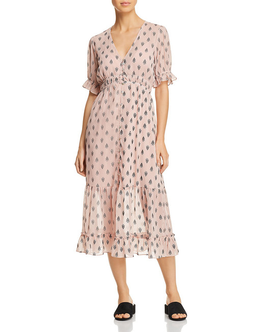 "Lost and Wander ""Brooke"" Printed Dress"