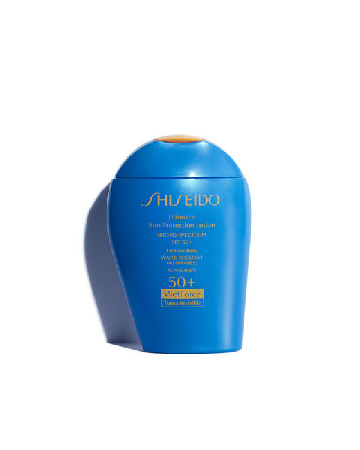 beach beauty tom shiseido sunscreen