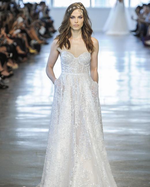 Berta Sweetheart Wedding Dress Fall 2018