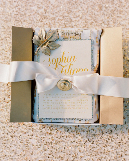 wedding invitation boxes esther sun