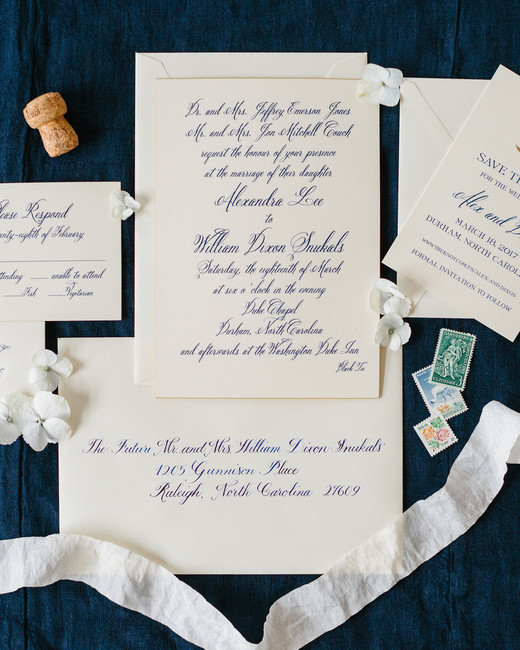 25 classic save the dates ideas martha stewart weddings