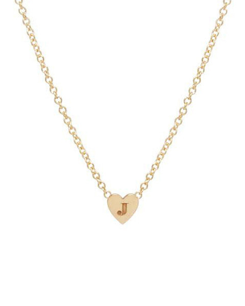 Zoë Chicco Heart Necklace