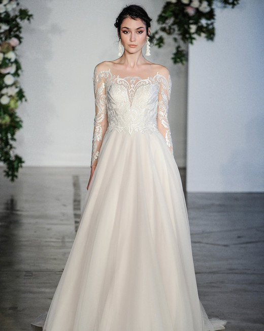 Morilee Embellished Sweetheart Wedding Dress Fall 2018