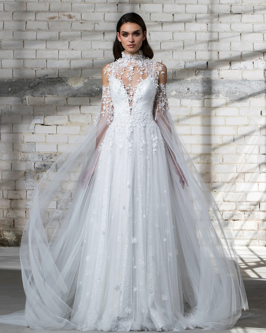 1d7e5c6e659 Pnina Tornai for Kleinfeld Spring 2019 Wedding Dress Collection ...