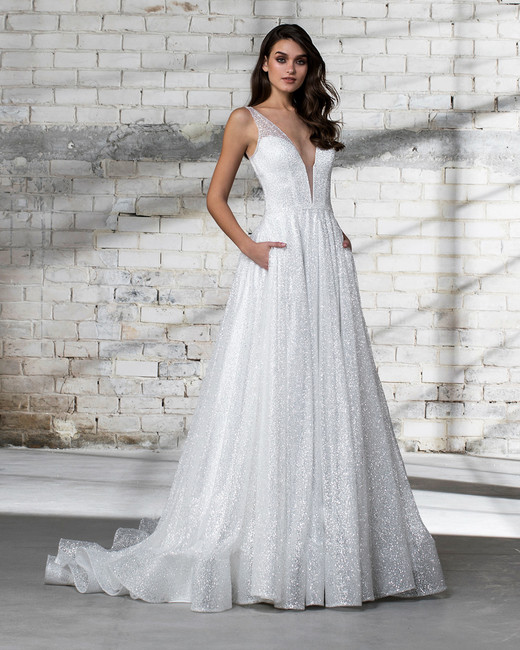 Pnina Tornai 2019 Wedding Dresses: 74 Pretty Wedding Dresses With Pockets