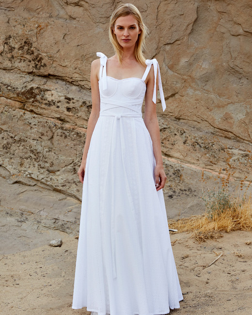 savannah miller fall 2018  structured bodice wedding dress
