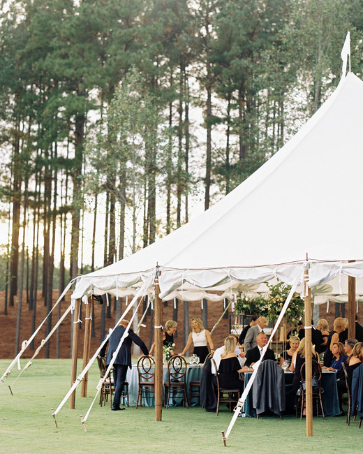 brittany alex wedding tent