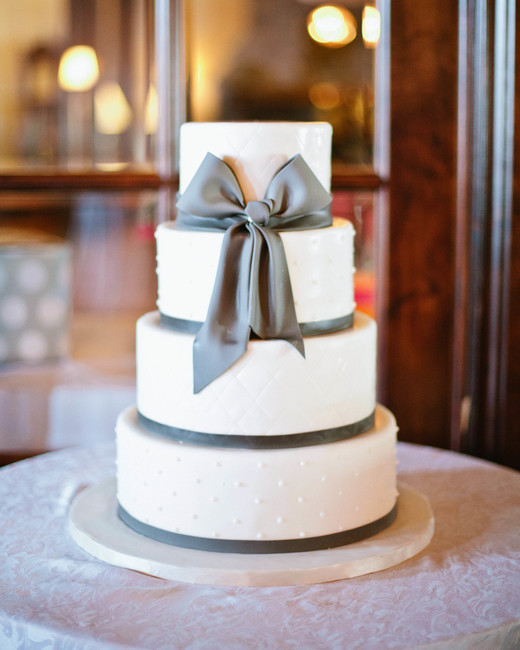 cakes with bows debra eby photography