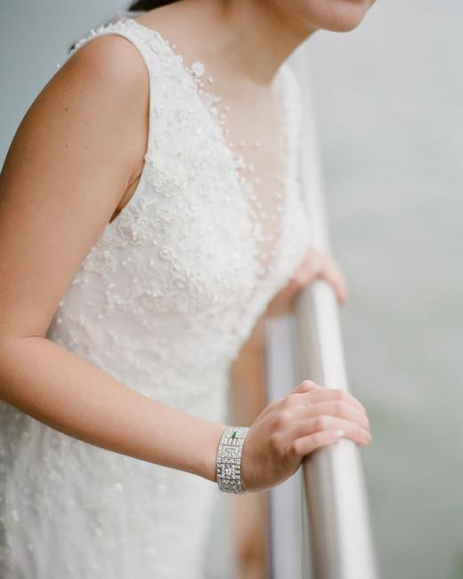 diana alex wedding bride bracelet