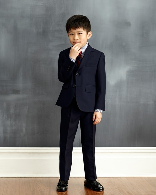 "Two-Button ""BrooksEase"" Junior Jacket"