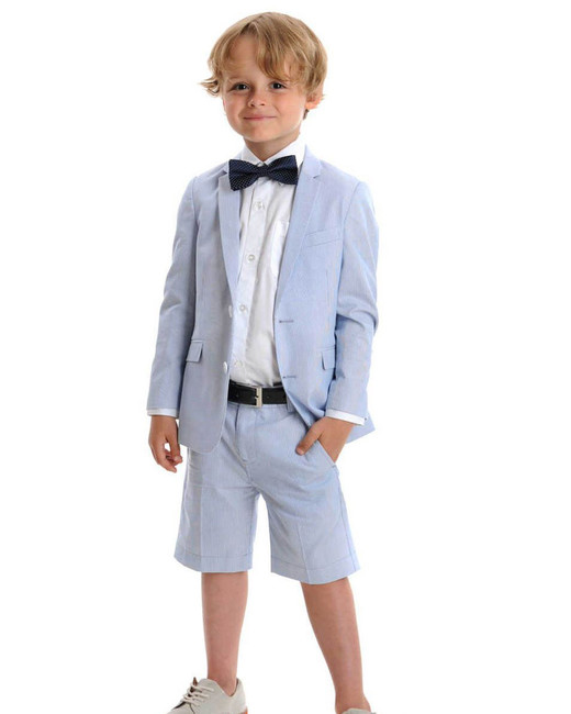 Appaman Two-Piece Striped Short Suit