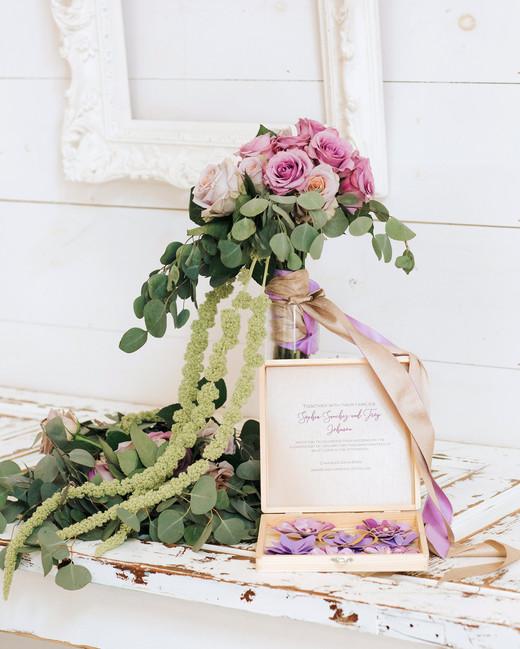 wedding invitation boxes daylin lavoy