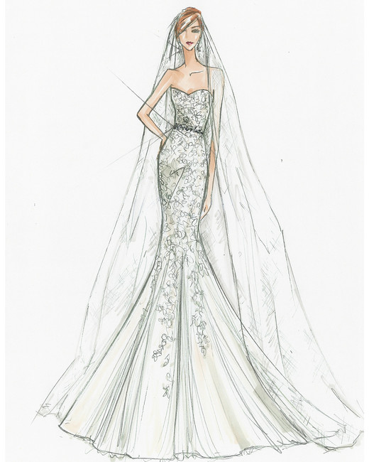 sweetheart neckline mermaid Davids Bridal Spring 2020
