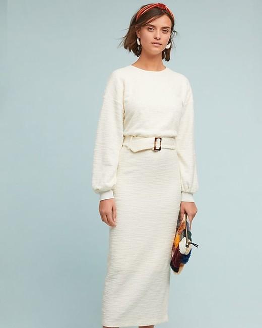 spring bridal shower dress white belted jacqueline