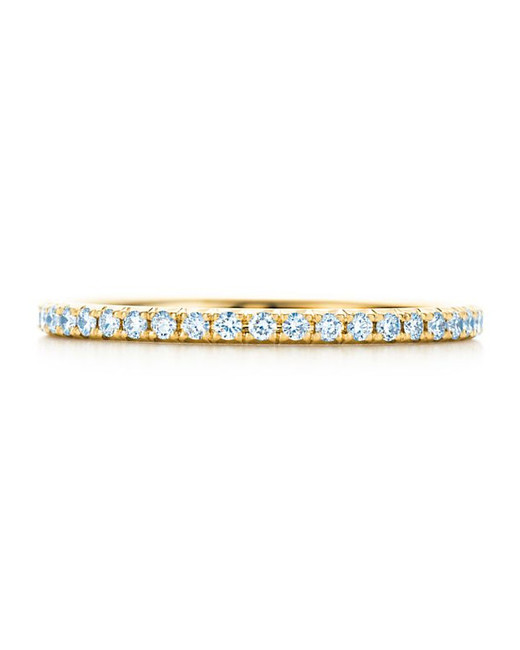 "Tiffany & Co. ""Metro"" Ring"