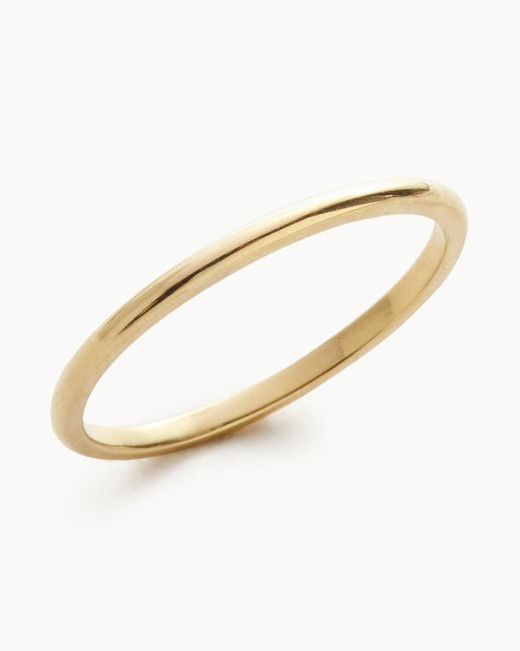 "Vrai & Oro ""The 1.5"" Ring"