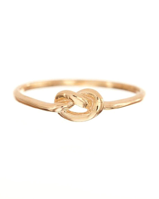 "Ariel Gordon ""Love Knot"" Ring"