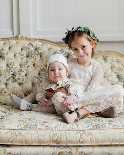 katie matthew ohio wedding girls
