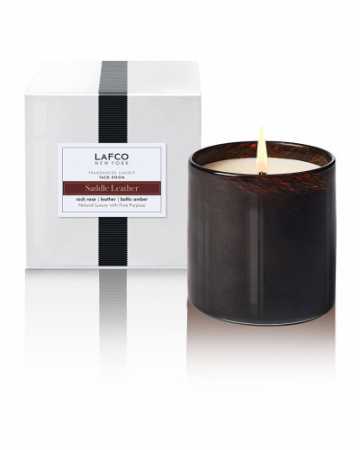 leather anniversary gifts lafco candle